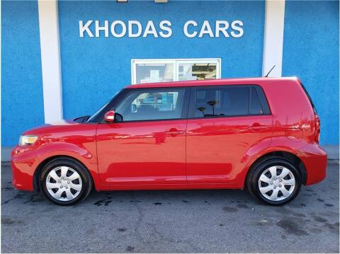 2013 Scion xB for sale at Khodas Cars in Gilroy CA