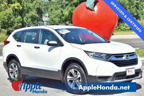 2019 Honda CR-V for sale at APPLE HONDA in Riverhead NY
