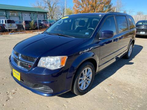 2014 Dodge Grand Caravan for sale at ASHLAND AUTO SALES in Columbia MO