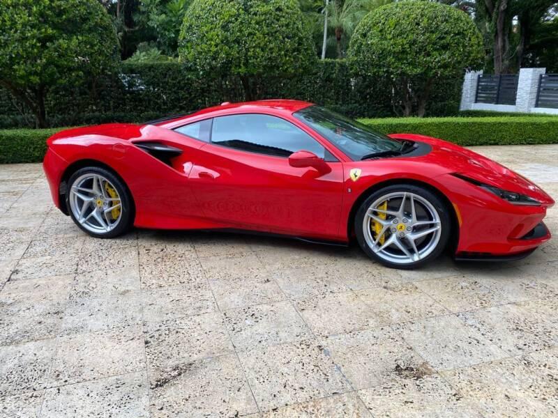 2022 Ferrari F8 Tributo for sale at AutoCar Exotics in Medley FL