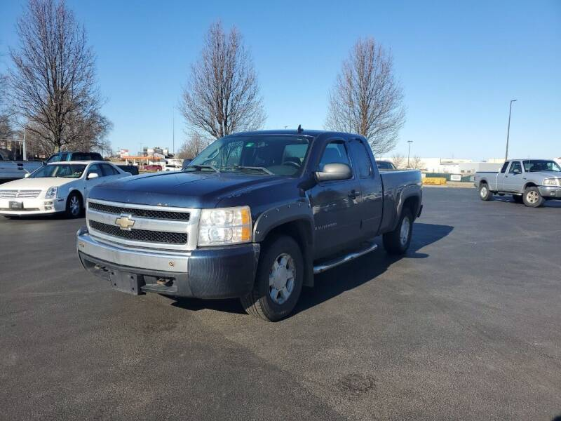 2008 Chevrolet Silverado 1500 for sale at Boardman Auto Exchange in Youngstown OH