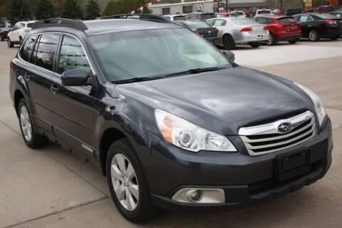 2012 Subaru Outback for sale at Sandusky Auto Sales in Sandusky MI
