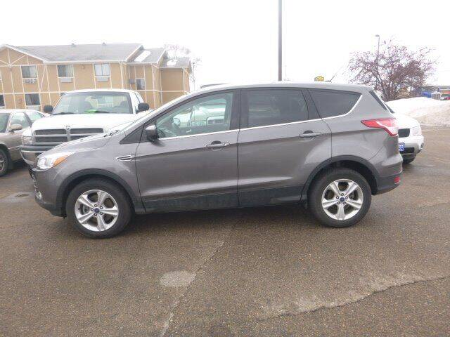 2014 Ford Escape for sale at JIM WOESTE AUTO SALES & SVC in Long Prairie MN