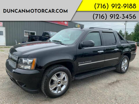 2009 Chevrolet Avalanche for sale at DuncanMotorcar.com in Buffalo NY