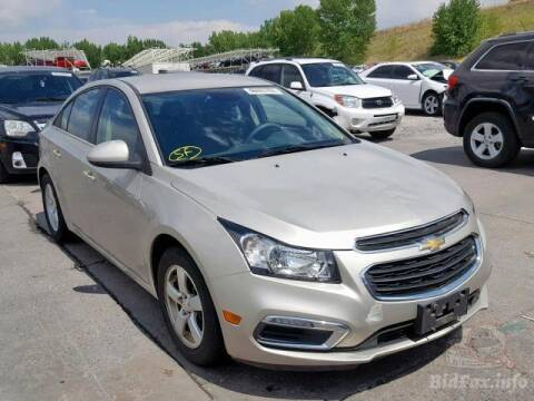 2016 Chevrolet Cruze Limited for sale at 4X4 Rides in Hagerstown MD