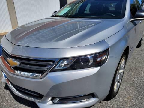 2016 Chevrolet Impala for sale at Atlanta's Best Auto Brokers in Marietta GA