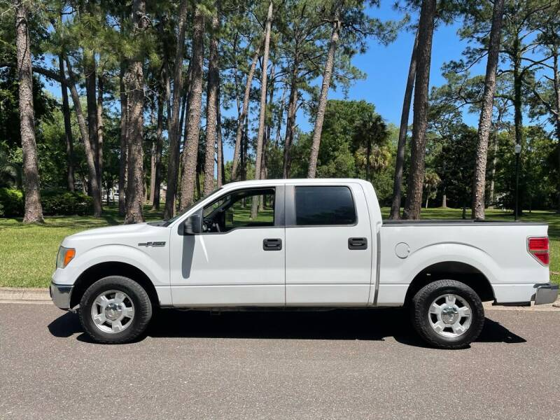 2011 Ford F-150 for sale in Jacksonville, FL
