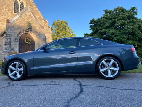 2009 Audi A5 for sale at Reynolds Auto Sales in Wakefield MA