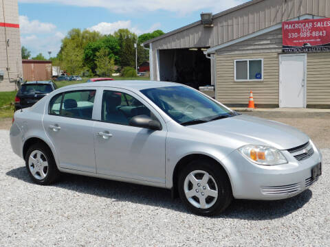 2007 Chevrolet Cobalt for sale at Macrocar Sales Inc in Akron OH