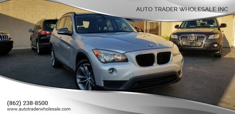 2013 BMW X1 for sale at Auto Trader Wholesale Inc in Saddle Brook NJ