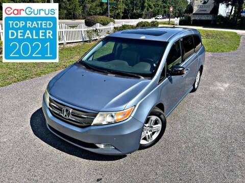 2012 Honda Odyssey for sale at Brothers Auto Sales of Conway in Conway SC