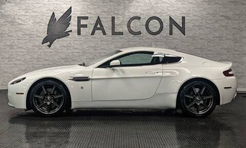 2008 Aston Martin V8 Vantage for sale at FALCON AUTO BROKERS LLC in Orlando FL