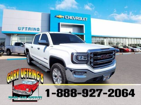 2016 GMC Sierra 1500 for sale at Gary Uftring's Used Car Outlet in Washington IL