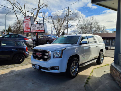 2017 GMC Yukon XL for sale at Imports Auto Sales & Service in San Leandro CA