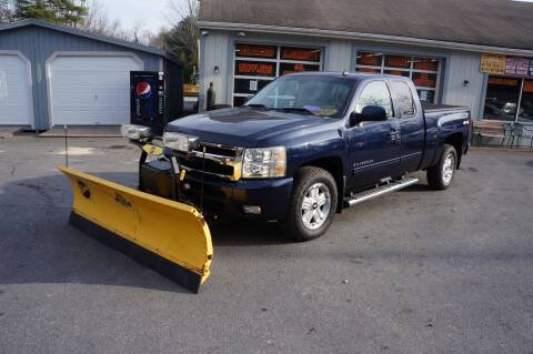2011 Chevrolet Silverado 1500 for sale at Autos By Joseph Inc in Highland NY