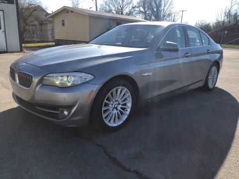 2011 BMW 5 Series for sale at Elders Auto Sales in Pine Bluff AR
