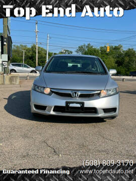 2010 Honda Civic for sale at Top End Auto in North Atteboro MA