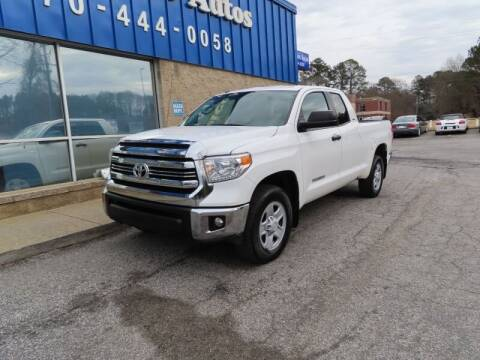 2016 Toyota Tundra for sale at Southern Auto Solutions - 1st Choice Autos in Marietta GA