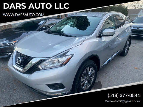 2015 Nissan Murano for sale at DARS AUTO LLC in Schenectady NY