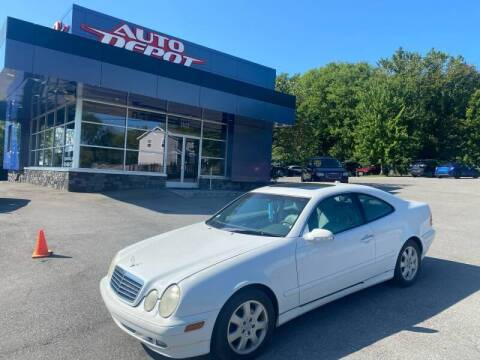 2001 Mercedes-Benz CLK for sale at Auto Depot - Nashville in Nashville TN