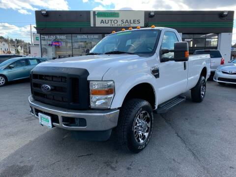 2009 Ford F-250 Super Duty for sale at Wakefield Auto Sales of Main Street Inc. in Wakefield MA