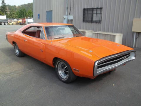 1970 Dodge Charger for sale at Hines Auto Sales in Marlette MI