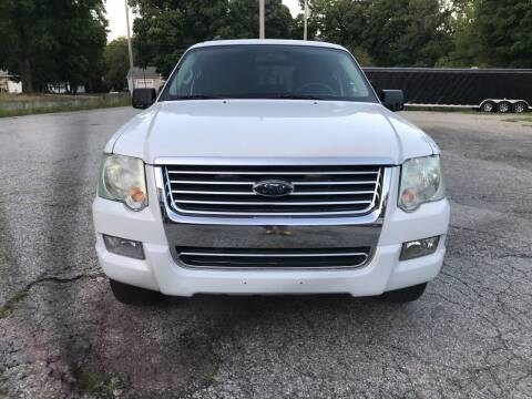2010 Ford Explorer for sale at Worldwide Auto Sales in Fall River MA