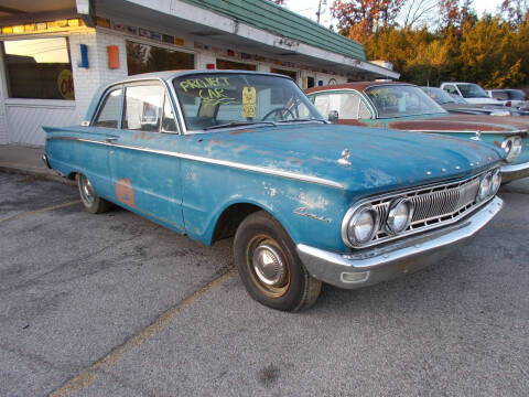 1962 Mercury Comet for sale at Governor Motor Co in Jefferson City MO