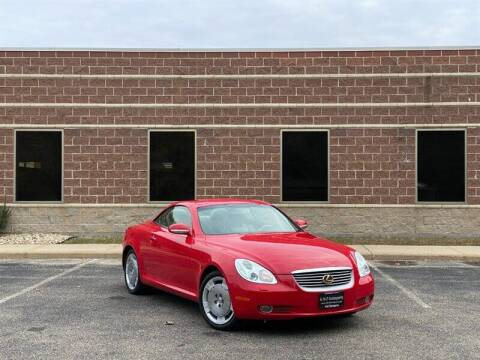 2002 Lexus SC 430 for sale at A To Z Autosports LLC in Madison WI