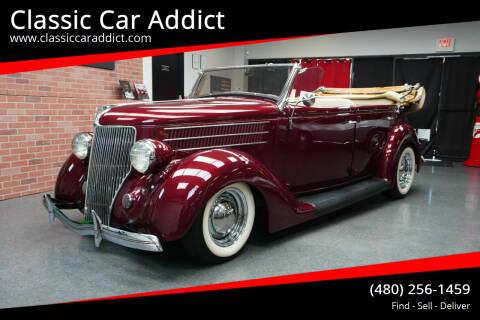 1936 Ford Phaeton for sale at Classic Car Addict in Mesa AZ
