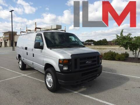 2013 Ford E-Series Cargo for sale at INDY LUXURY MOTORSPORTS in Fishers IN
