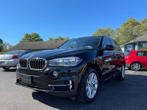 2015 BMW X5 for sale at Brownsburg Imports LLC in Indianapolis IN