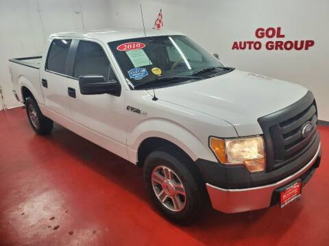 2010 Ford F-150 for sale at GOL Auto Group in Austin TX