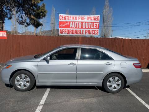 2007 Toyota Camry for sale at Flagstaff Auto Outlet in Flagstaff AZ