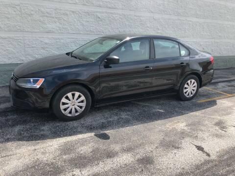 2013 Volkswagen Jetta for sale at Scott's Automotive in West Allis WI