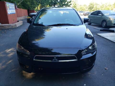 2015 Mitsubishi Lancer for sale at Alfa Auto Sales in Raleigh NC