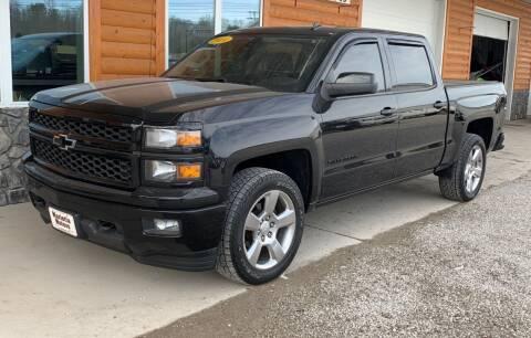 2014 Chevrolet Silverado 1500 for sale at MARIETTA MOTORS LLC in Marietta OH