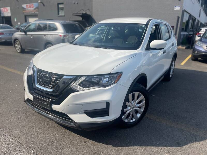 2018 Nissan Rogue for sale at A1 Auto Mall LLC in Hasbrouck Heights NJ