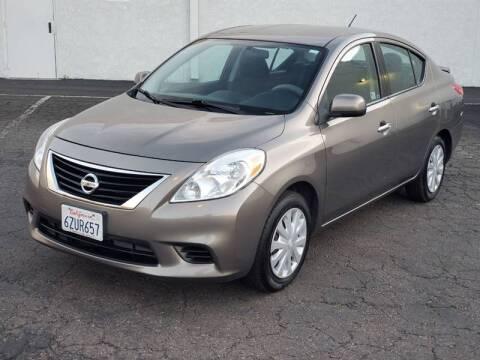 2014 Nissan Versa for sale at Gold Coast Motors in Lemon Grove CA
