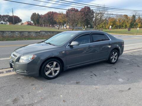 2008 Chevrolet Malibu for sale at GET N GO USED AUTO & REPAIR LLC in Martinsburg WV