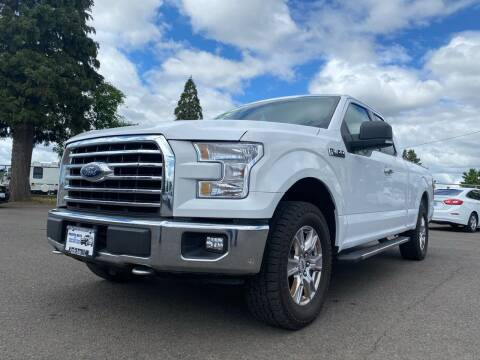 2017 Ford F-150 for sale at Pacific Auto LLC in Woodburn OR