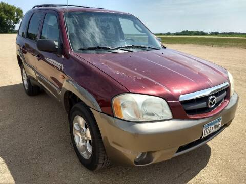 2003 Mazda Tribute for sale at RDJ Auto Sales in Kerkhoven MN