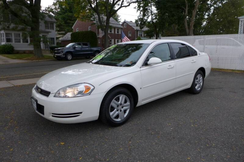 2007 Chevrolet Impala for sale at FBN Auto Sales & Service in Highland Park NJ
