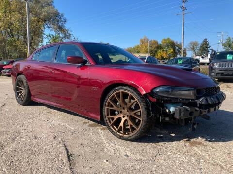 2019 Dodge Charger for sale at SUNSET CURVE AUTO PARTS INC in Weyauwega WI