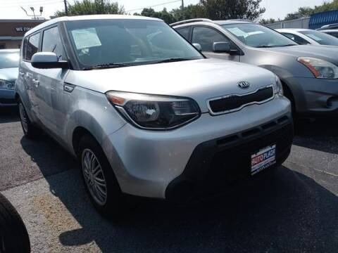 2015 Kia Soul for sale at Auto Plaza in Irving TX