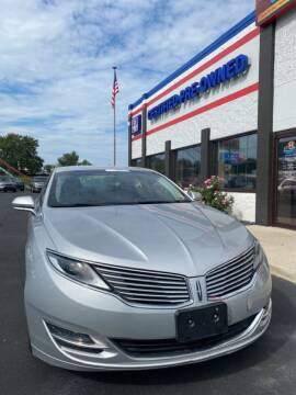 2015 Lincoln MKZ for sale at Ultimate Auto Deals DBA Hernandez Auto Connection in Fort Wayne IN