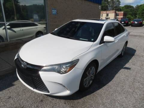2016 Toyota Camry for sale at 1st Choice Autos in Smyrna GA