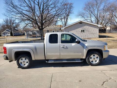 2009 Chevrolet Silverado 1500 for sale at RIVERSIDE AUTO SALES in Sioux City IA