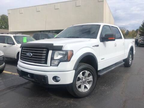 2011 Ford F-150 for sale at Sedo Automotive in Davison MI