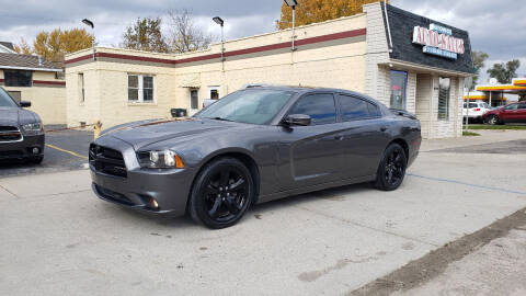 2014 Dodge Charger for sale at Nationwide Auto Sales in Melvindale MI